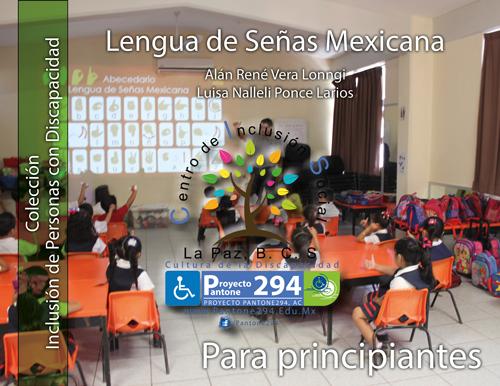 Manual de Lengua de Señas Mexicana - Material gratuito descargable.
